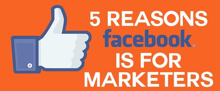 facebook for marketers